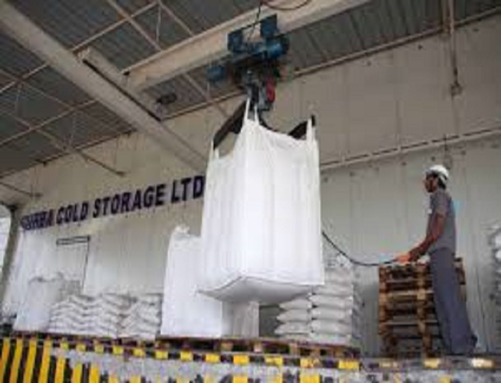Gubba Cold Storage in Hyderabad