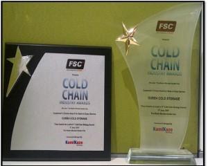 award cold chain