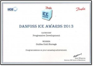 awards danfosys