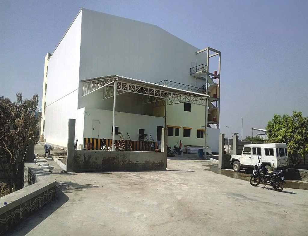 GermPlasm Bank in Hyderabad, India | Gubba Storage Services